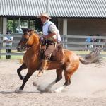 Bocal de Ouro 2017: cavalo Harmonia Ultimato é o grande vencedor da primera etapa do Freio de Ouro com o ginete Zeca Macedo