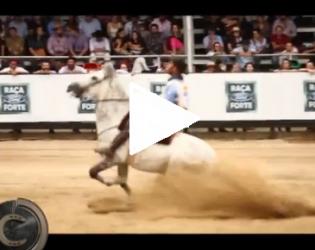 Programa Cavalos Crioulos retrata as emoções do Bocal de Ouro 2017