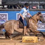 Reveja a campeã Farrera de Los Campos em ação no Freio 2016