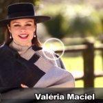 Confira o convite da Valéria Maciel