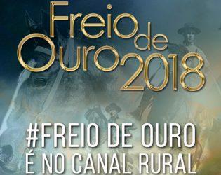 Canal Rural terá novidades na cobertura do Freio de Ouro 2018