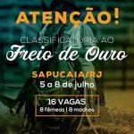 Classificatória da Região 8 é unificada no Rio de Janeiro