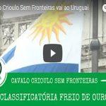 Cavalo Crioulo Sem Fronteiras vai ao Uruguai